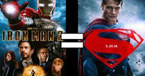 Are Batman v Superman & Iron Man 2 Basically the Same Movie?