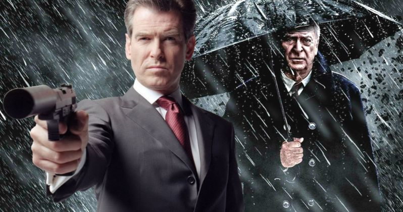 The Batman Wants Pierce Brosnan as Butler Alfred Pennyworth?