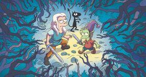 Matt Groening's Netflix Series Disenchantment First Look, Premiere Date Released
