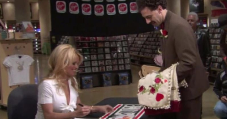Borat Prank Caused Pamela Anderson & Kid Rock's Divorce According to Sacha Baron Cohen