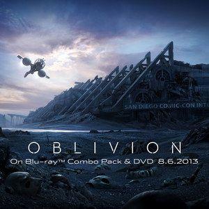 COMIC-CON 2013: Oblivion Convention Center in Ruins Poster