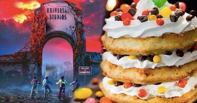 Tasty Stranger Things Menu Unveiled for Halloween Horror Nights