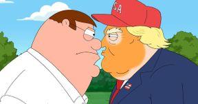 Family Guy Bosses Break Down Last Night's Controversial Trump Episode