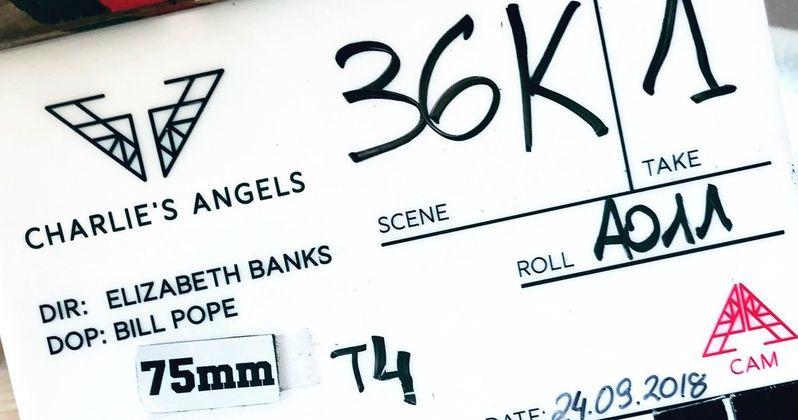 Charlie's Angels Reboot Begins Shooting, Elizabeth Banks Shares First Photo