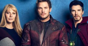 Chris Pratt Predicts Infinity War Will Be the Biggest Movie Ever