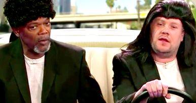 Watch Samuel L. Jackson Revive His Pulp Fiction & Jurassic Park Characters