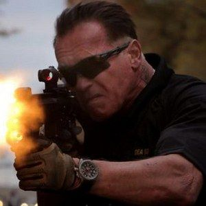Five Sabotage Photos with Arnold Schwarzenegger Commentary