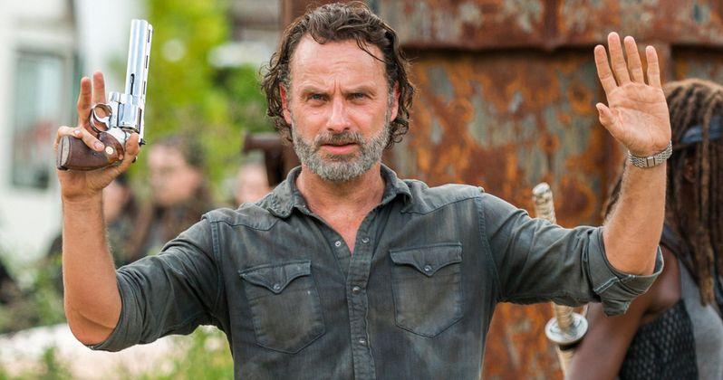 Walking Dead Producer Isn't Scared by Season 8 Ratings Decline