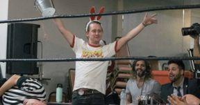 Watch Macaulay Culkin Go Full Home Alone in Crazy Wrestling Match