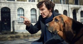 First Sherlock Season 4 Photo Reveals Holmes' New Sidekick
