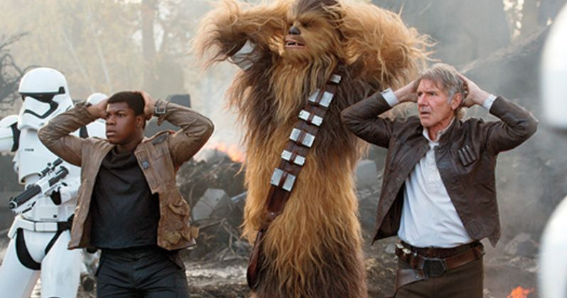 Star Wars: The Force Awakens TV Spot #2 Has The Heroes Captured