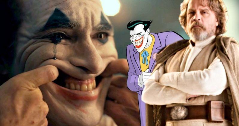 What Does Mark Hamill Think of Joaquin Phoenix in Joker?