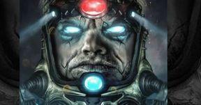 What Peter Dinklage Looks Like as MODOK In Avengers: Infinity War