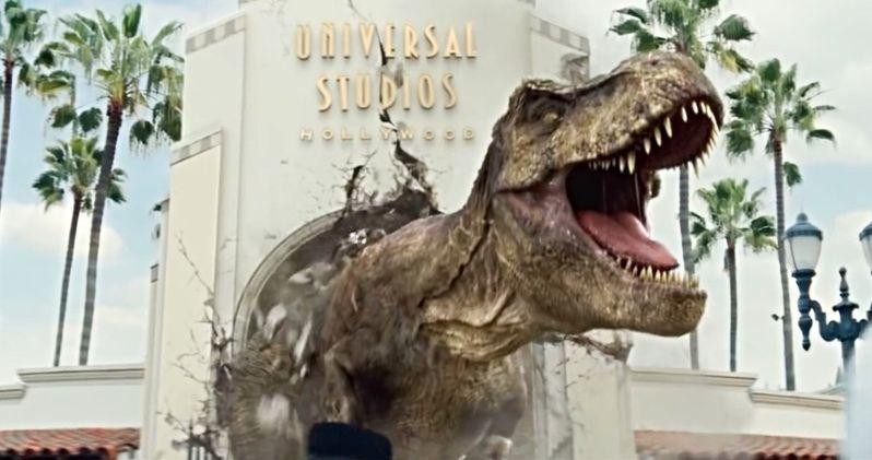 Jurassic World the Ride Trailer Unveils New Universal Studios Attraction