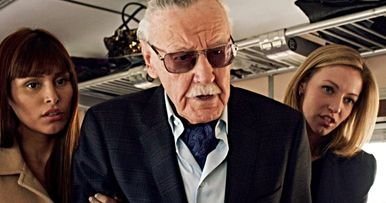 Netflix Has a Hidden Stan Lee Tribute and It's Awesome
