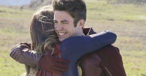 The Flash Saves Supergirl in DC Crossover Sneak Peek