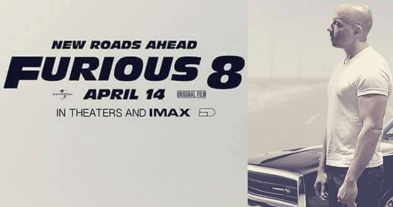 New Furious 8 Poster Unveiled by Vin Diesel
