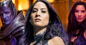 X-Men: Apocalypse Video Shows Olivia Munn's Fight Skills