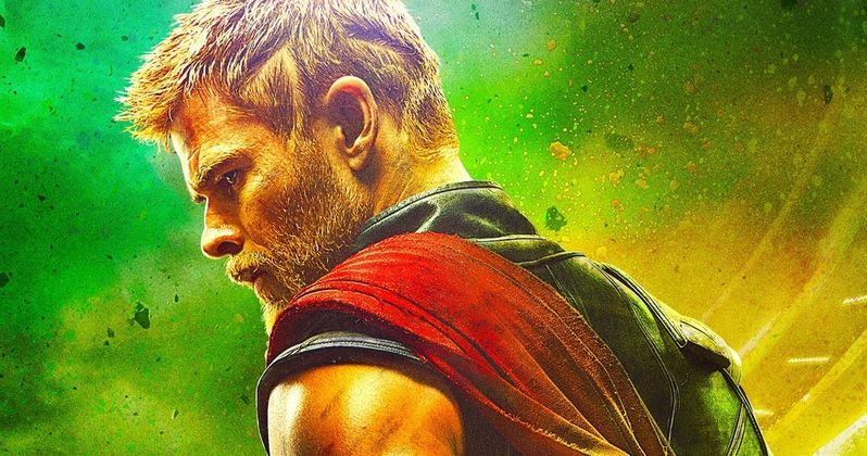 Thor: Ragnarok Poster Has Chris Hemsworth Ready for Battle