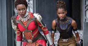 Black Panther Movie Doesn't Have Time for Damsels in Distress