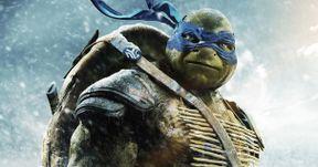 Teenage Mutant Ninja Turtles Leonardo Character Poster