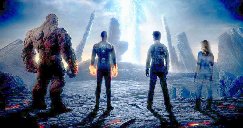 Fantastic Four Poster Unites Marvel's First Family