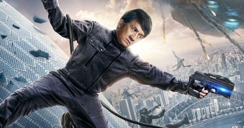 Insane Bleeding Steel Trailer Has Jackie Chan Fighting a Cyborg