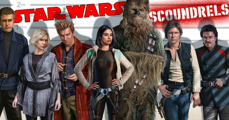 Is the First Star Wars Spinoff About Space Pirates?