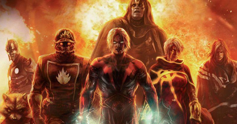 Guardians 2 Doesn't Have Adam Warlock or Darkhawk Says Director