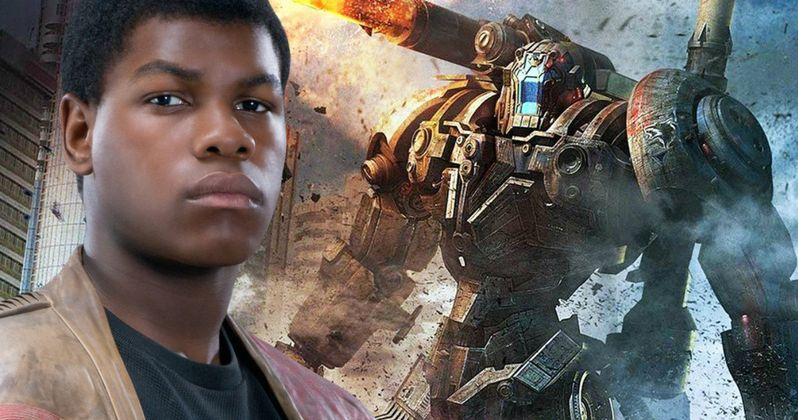 Pacific Rim 2 Gets Force Awakens Star John Boyega in the Lead