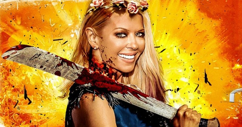 Bus Party to Hell Trailer Drives Tara Reid Into a Satanic Massacre