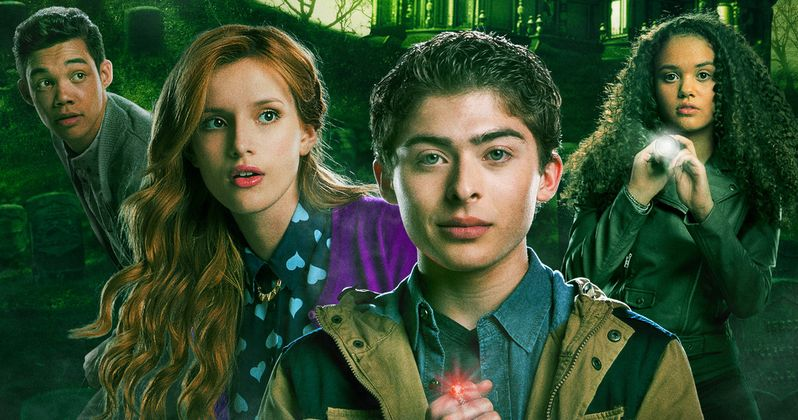 R.L. Stine's Mostly Ghostly 2 Interview with Ryan Ochoa