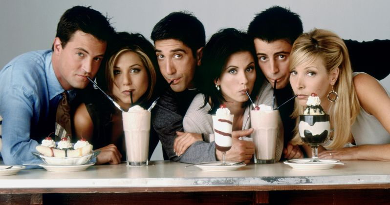 Friends Celebrates 25th Anniversary with Pop-Up Experience in New York