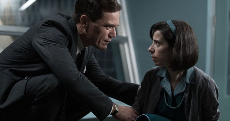 Michael Shannon Watched Shape of Water Win Best Picture at a Dive Bar
