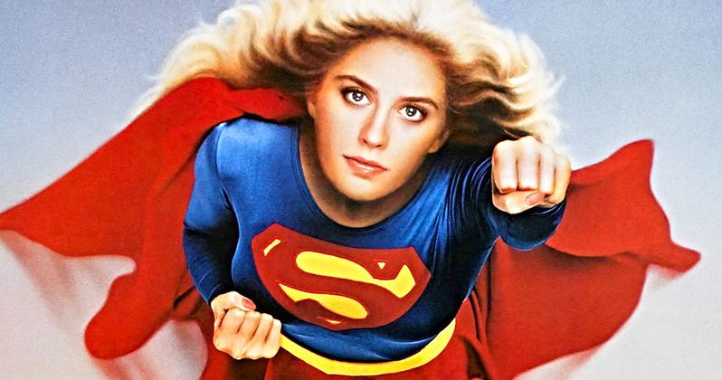 Supergirl Movie Is Happening with Sonic the Hedgehog Writer