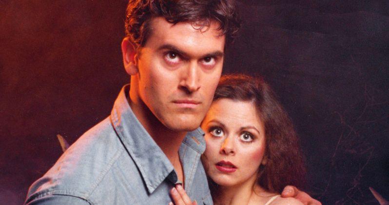 Comic-Con: Bruce Campbell Will Star in Evil Dead TV Series!