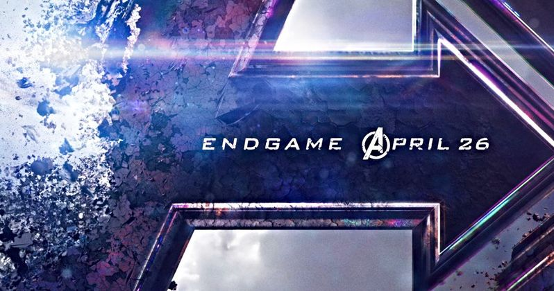 Avengers Endgame Release Date Photo: Endgame Poster Confirms New Avengers 4 Release Date