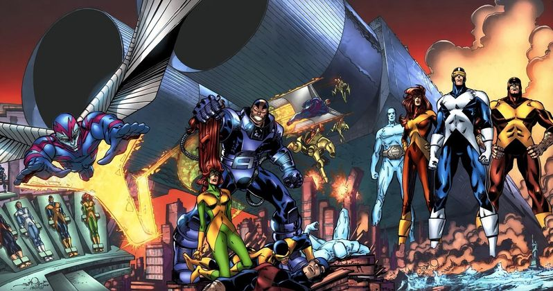 X-Men: Apocalypse Will Be an 80s Period Piece
