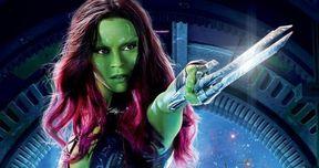 Guardians of the Galaxy Gamora Featurette with Zoe Saldana