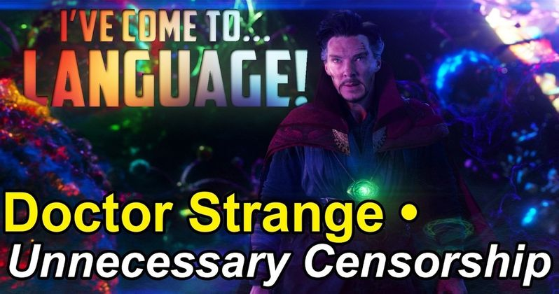 Doctor Strange Gets Unnecessarily Censored in Fan-Made Video