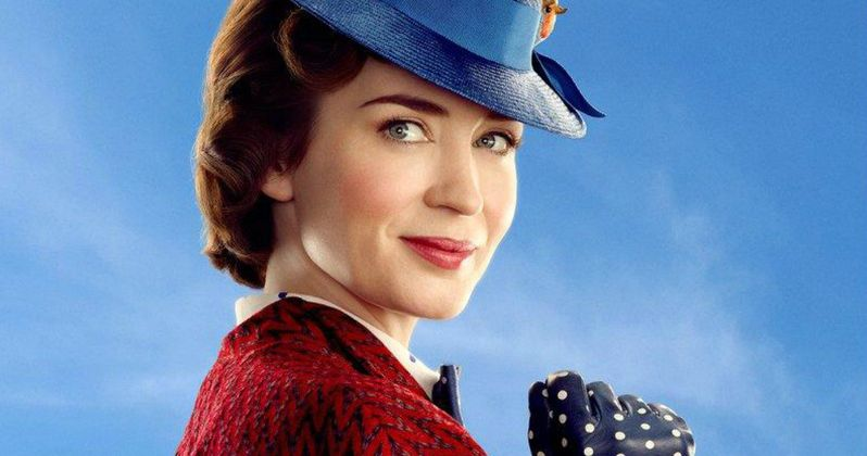First Mary Poppins Returns Footage Wows Disney Fans at D23