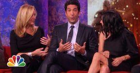 Extended Friends Reunion Video Reveals Casting Secrets