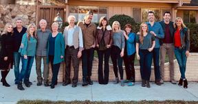 Brady Bunch Cast Reunites at Old Brady Home for First Time in 15 Years