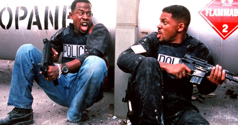 Bad Boys 3 Could Arrive in 2016 Teases Will Smith