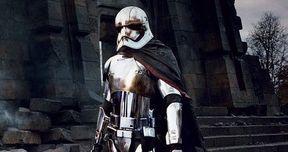 Star Wars 7: Gwendoline Christie's Captain Phasma Revealed