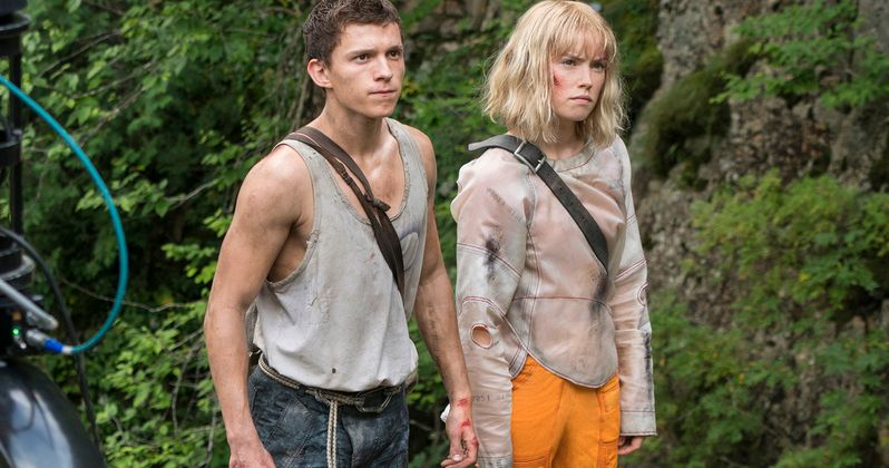 Tom Holland & Daisy Ridley's Chaos Walking Deemed Unreleasable, Can Reshoots Save It?