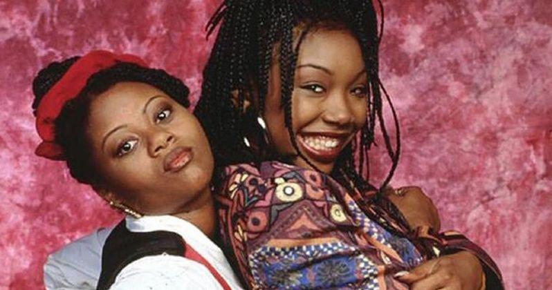 Moesha Stars Brandy & Countess Vaughn End 18 Year Feud