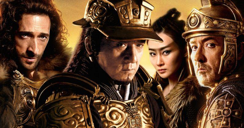Dragon Blade Trailer Teams Up Jackie Chan & John Cusack