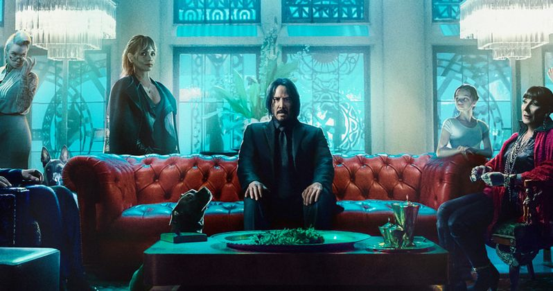 The Continental TV Show Will Be a John Wick Prequel