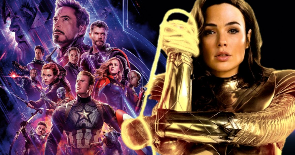 Why Wonder Woman 1984 Director Loves DC Movies a Little More Than Marvel